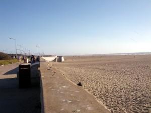 Ocean Beach looking south.